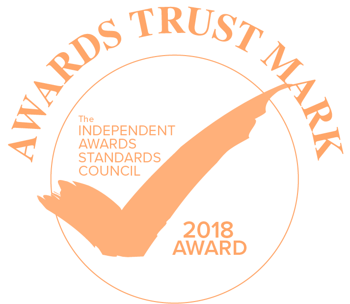 Awards Trust Mark logo
